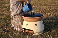 Un simple y bello horno hace potable el agua salada | Ecoosfera