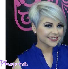 Most popular tags for this image include: asymmetric haircut, haircut, style, angled