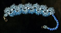 Ravelry: Beaded Dance Bracelet pattern by Lisa Gentry