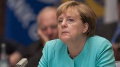 Angela Merkel's CDU 'suffers Mecklenburg-Western Pomerania poll blow'  This globalist needs to be tossed on the dust pile of history.