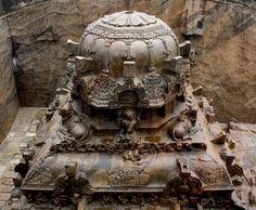 El Vimana de Bettuban Kovil; en la India llamaban Vimanas a los aparatos voladores