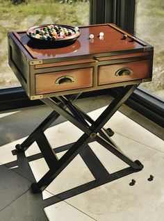 War Chest Side Table | Temple & Webster