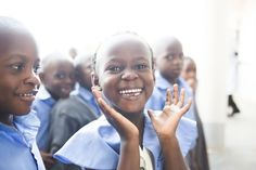 #education #schools Student at the Ridgeway School in Uganda. Learn more about this school at opportunity.org/child