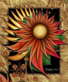 Southwest Art | Southwest Sunrise Digital Art - Southwest Sunrise Fine Art Print