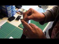 Projeto Twisted Log Cabin Pat5 - YouTube
