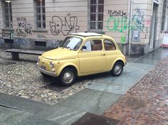 Of course there are Fiats - by TravEllenineurope.com