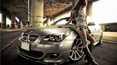 Bmw girl wallpaper and stock images 1366×768 resolution