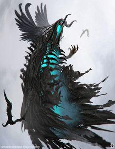Evil Lords Await by ramsesmelendeze.deviantart.com on @deviantART