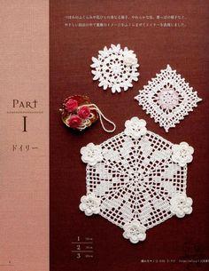 Crochet Doilly