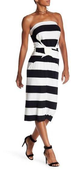 Norma Kamali All-In-One Dress