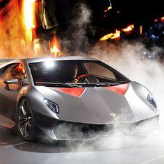 Cool Cars fast 2017: Lamborghini Sesto Elemento...  Dream Cars