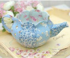 Чайник из ткани мастер-класс - Форум