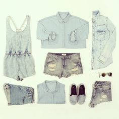 Denim Used #compo