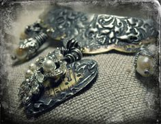 The Gilded Heart class by Diane Cook-- just took this FABulous class!! What fun!