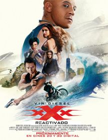 xXx: The Return of Xander Cage (xXx: Reactivated) (2017) [VL] [TS-HQ] - Thriller, Acción, Superagentes
