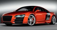 Audi R8 V12 TDI. An R8 that runs on the same fuel my tractors do?? Yes please