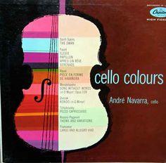 cello colours, 1956 navarra