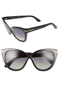 6a6fb9329d66 Tom Ford Arabella 59mm Cat Eye Sunglasses Latest Sunglasses