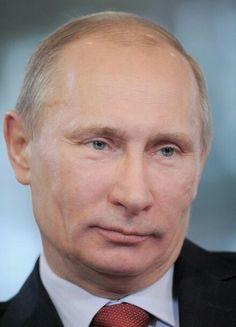 President Vladimir Putin {A Moment Captured In Time}