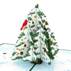 Best Sellers - Lovepop Pop Up Christmas Cards, Gold Christmas Tree, Holiday Cards, Natural Christmas, Simple Christmas, Christmas Decorations, Xmas, Family Tree Wall Sticker, Pop Up Greeting Cards