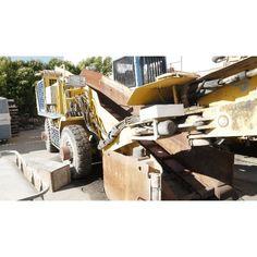 Mining Equipment, Heavy Equipment, Firewood, Germany, Instagram Posts, Woodburning, Deutsch
