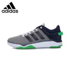 new product 28793 78470 Original New Arrival 2017 Adidas NEO Label Cloudfoam Swish Men s  Skateboarding Shoes Sneakers Adidas Neo Label