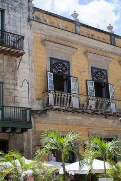 Calle Obispo, Old Havana, Cuba.  Photo: abaesel, via Flickr