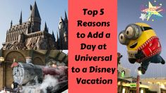 You can add a day at Universal to your Disney vacation to experience the Wizarding World of Harry Potter, minions, Transformers, and more! Disney World Hotels, Disney Destinations, Disney World Vacation, Disney Cruise Line, Disney Vacations, Walt Disney World, Florida Resorts, Orlando Resorts, New Marvel Characters
