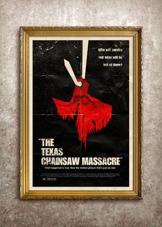 The Texas Chainsaw Massacre 27x40 Theatrical Size by adamrabalais, $50.00