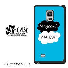Magcon Magcon DEAL-6782 Samsung Phonecase Cover For Samsung Galaxy Note Edge