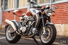 フランス生まれの美しきバイク Type 1 Motorcycle    GIGAMEN ギガメン