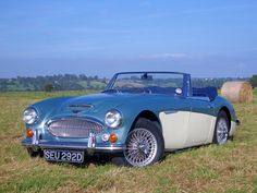 1964 Austin-Healey 3000 MK III wallpaper