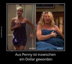 Ist das tatsächlich Penny?!