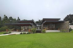 Casa Abanico / Cynthia Seinfeld Lemlig (Chosica, Peru) #architecture