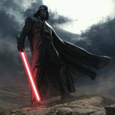Darth Vader- rockabilly style ... You'll see