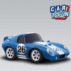 Hoy nuevo exclusivamente para Master mecánica: el cupé Daytona Shelby 1964! Esta rápida Coupé vintage fue diseñado para competir en las grandes carreras internacionales y es excepcionalmente raro. Posee esta pieza de la historia de las carreras en Car Town hoy!    28/12/2012