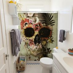 Shower Curtains from WallsNeedLove | lifestyle