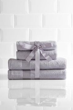 Buy 4 Piece Studio* Towel Bale from the Next UK online shop New Home Wishes, Minimalist Bathroom, Next Uk, Towel, Uk Online, Studio, Stuff To Buy, Shopping, Collection
