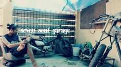 Seven soul garage... in indonesia