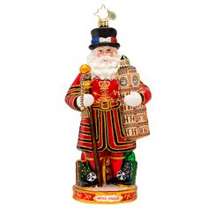 Inspired by the spirit and cultures of countries around the world, the special Christopher Radko collection of Around the World Christmas ornaments are limited to 2014. Description from christopher-radko.com. I searched for this on bing.com/images