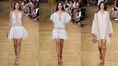 Trend alert for spring and summer'15...Gladiator sandals