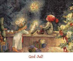 God Jul / Merry Christmas (Sweden)