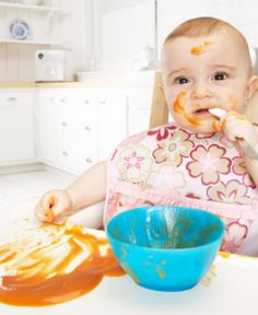 Fun High Chair Activities For Babies