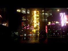 Speed Level Design   Rainy Night - Unreal Engine 4 - YouTube