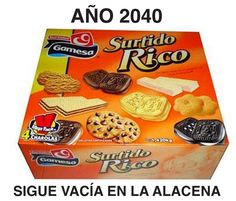 #2040 #Galletas #Caja #Alacena #Monchis #Saltillo