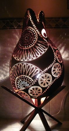 Gourd-eous Lights by Tami Redding,,,,wow