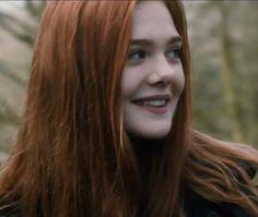 elle fanning ginger and rosa | ... cheveux roux de Elle Fanning dans « Ginger et Rosa » » dailyELLE