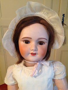 grande poupée ancienne en porcelaine UNIS FRANCE.SFBJ  taille 14 paris 81 CM  | Jouets et jeux, Poupées, vêtements, access., Poupées anciennes | eBay!