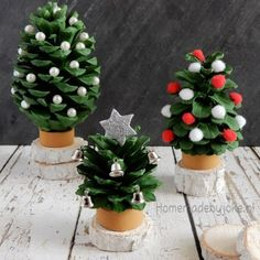 Christmas Love, All Things Christmas, Christmas Wreaths, Christmas Crafts, Christmas Decorations, Christmas Ornaments, Holiday Decor, Diy For Kids, Crafts For Kids