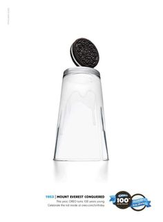 Les 100 ans d'Oreo : 1953 - Mount Everest conquered